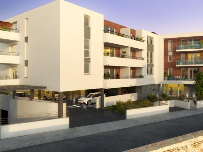 Appartements neufs Saint-Agne référence 4969 : aperçu n°0
