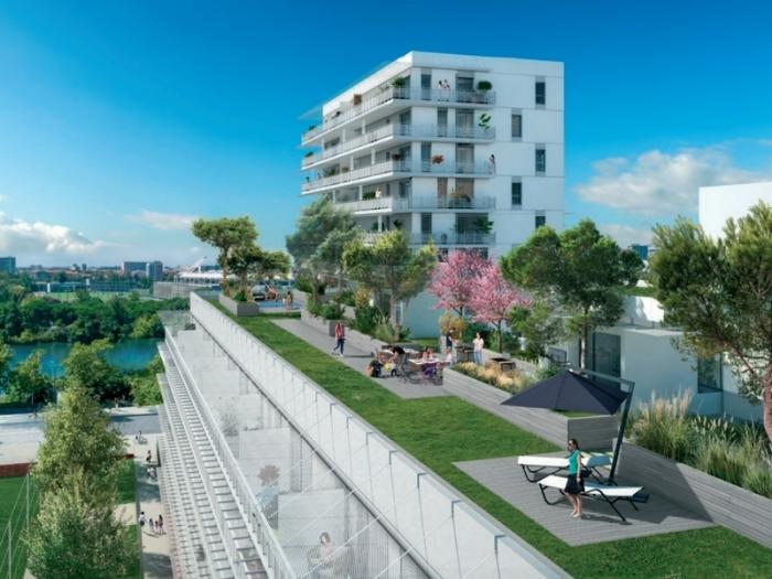 Appartements neufs Saint-Agne référence 4970 : aperçu n°2