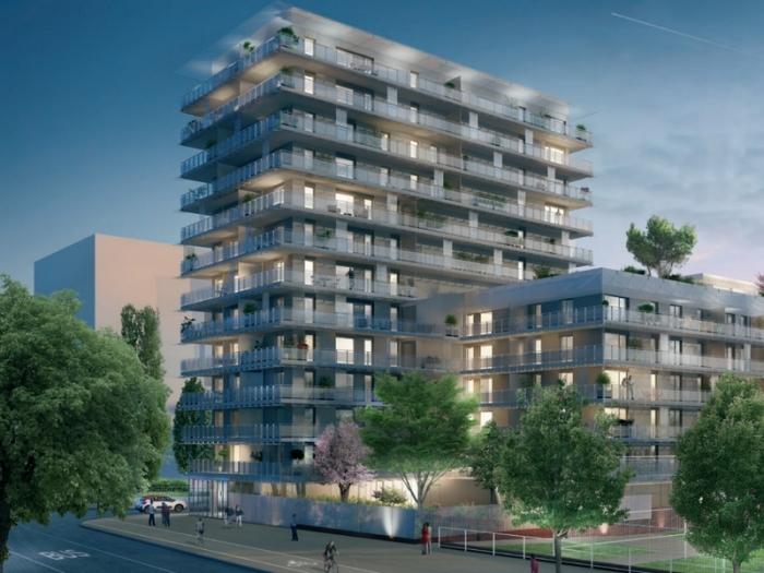 Appartements neufs Saint-Agne référence 4970 : aperçu n°0