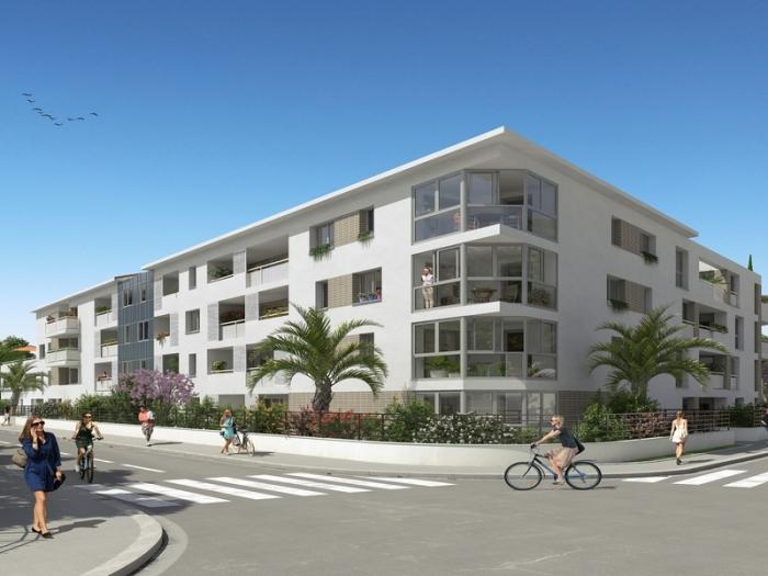 Appartements neufs Saint-Agne référence 4971 : aperçu n°0