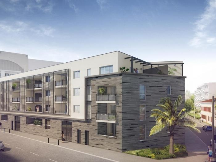 Appartements neufs Saint-Agne référence 4974 : aperçu n°0