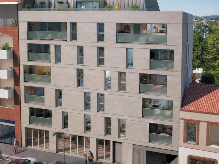Appartements neufs Saint-Agne référence 4968 : aperçu n°0