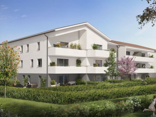 Appartements neufs Aussonne référence 4769