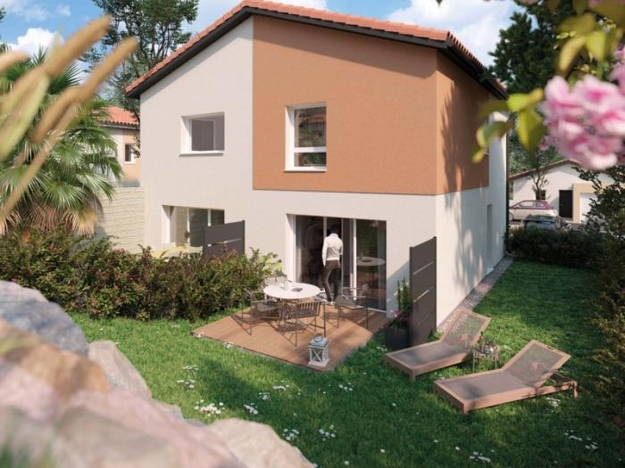 Maisons neuves et appartements neufs Mondonville référence 4934 : aperçu n°0