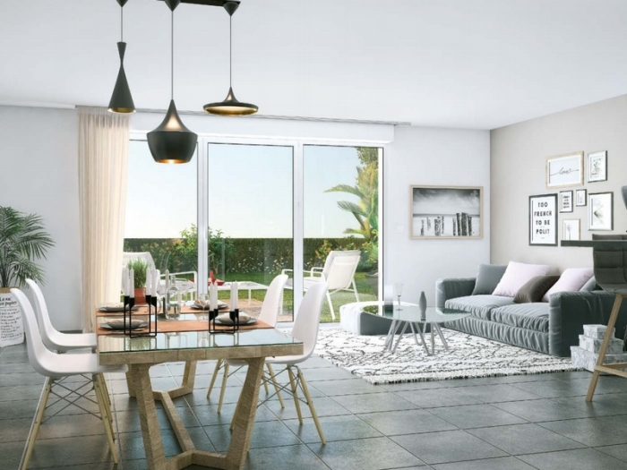 Maisons neuves et appartements neufs Mondonville référence 4934 : aperçu n°1