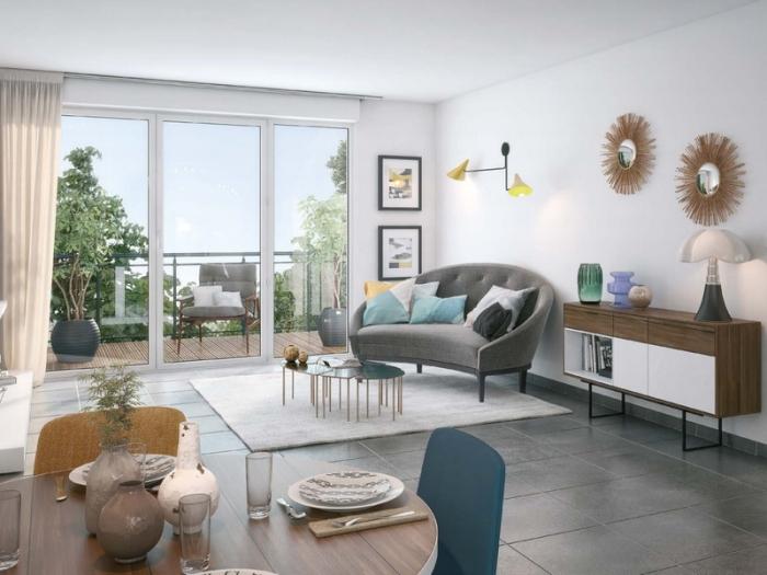 Maisons neuves et appartements neufs Mondonville référence 4934 : aperçu n°2