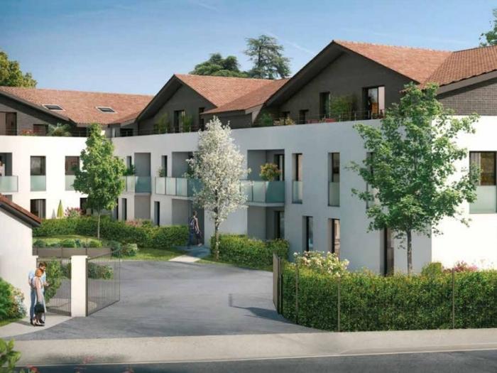 Appartements neufs Mondonville référence 4933 : aperçu n°0