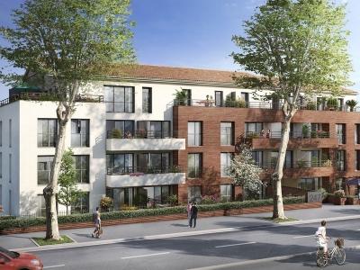 Appartements neufs Château de l'Hers référence 4817