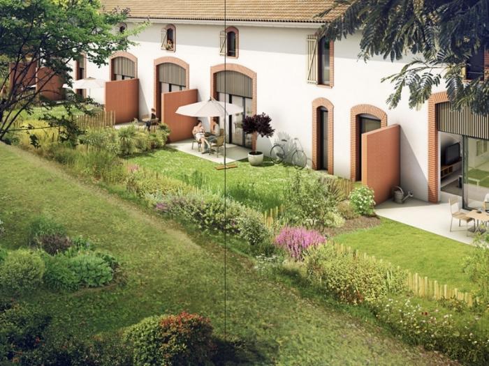 Appartements neufs Pin-Balma référence 5289 : aperçu n°0