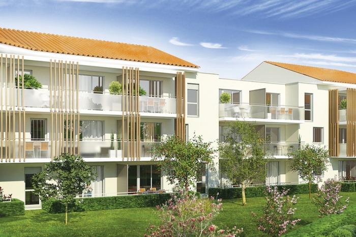 Appartements neufs Castanet-Tolosan référence 4802 : aperçu n°0