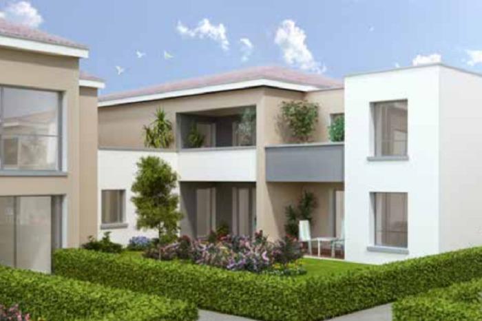 Appartements neufs Saint-Martin-du-Touch référence 4985 : aperçu n°0