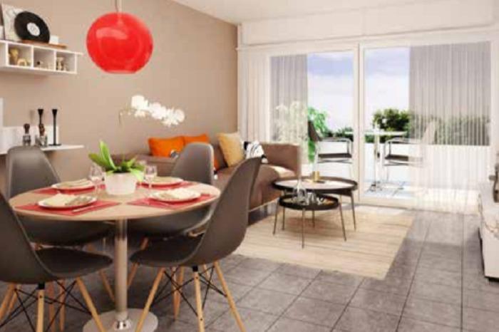 Appartements neufs Saint-Martin-du-Touch référence 4985 : aperçu n°1
