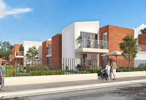 Appartements neufs Saint-Simon référence 4054