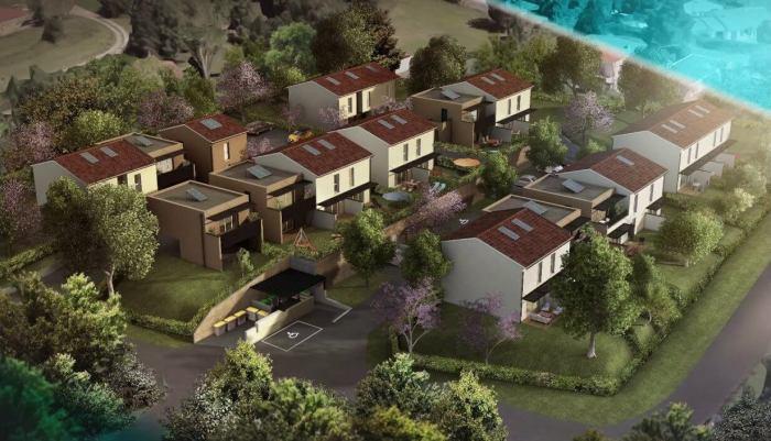 Appartements neufs Montrabé référence 4056 : aperçu n°0