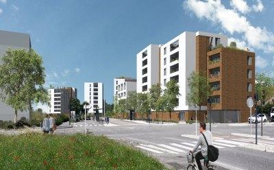 Appartements neufs Montaudran référence 4114