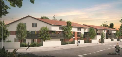Appartements neufs Blagnac référence 4119