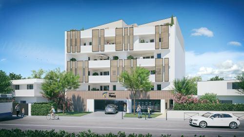 Appartements neufs Barrière de Paris référence 4127