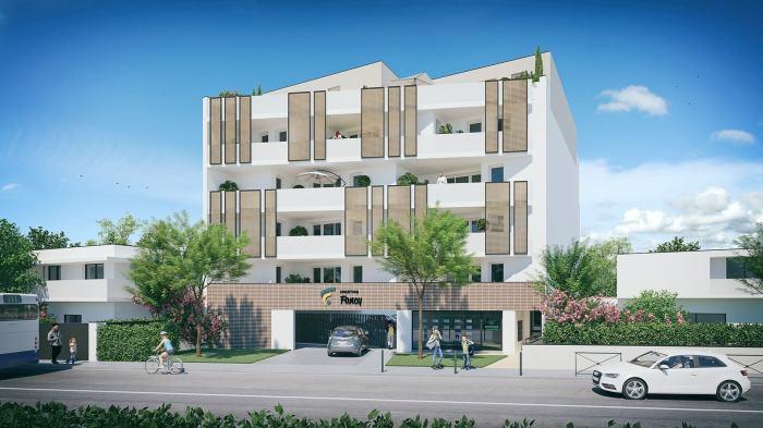 Appartements neufs Barrière de Paris référence 4127 : aperçu n°0
