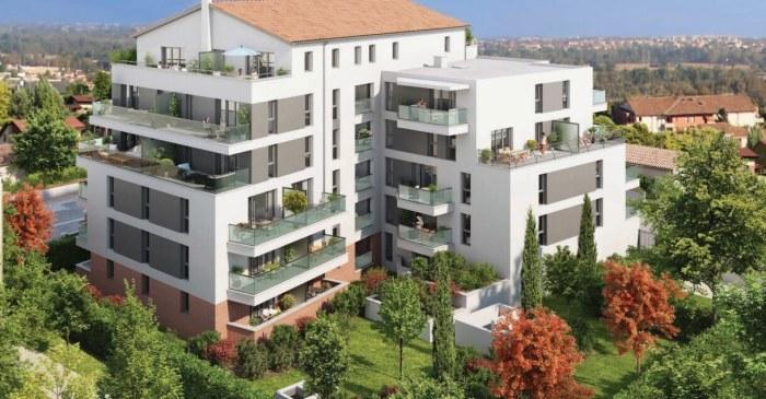 Appartements neufs Lalande référence 4129 : aperçu n°0