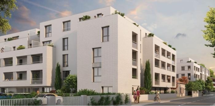 Appartements neufs Croix-Daurade référence 4131 : aperçu n°2