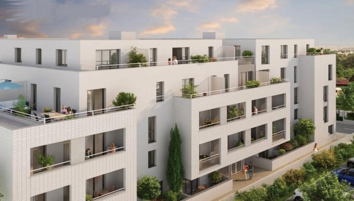 Appartements neufs Croix-Daurade référence 4131 : aperçu n°0
