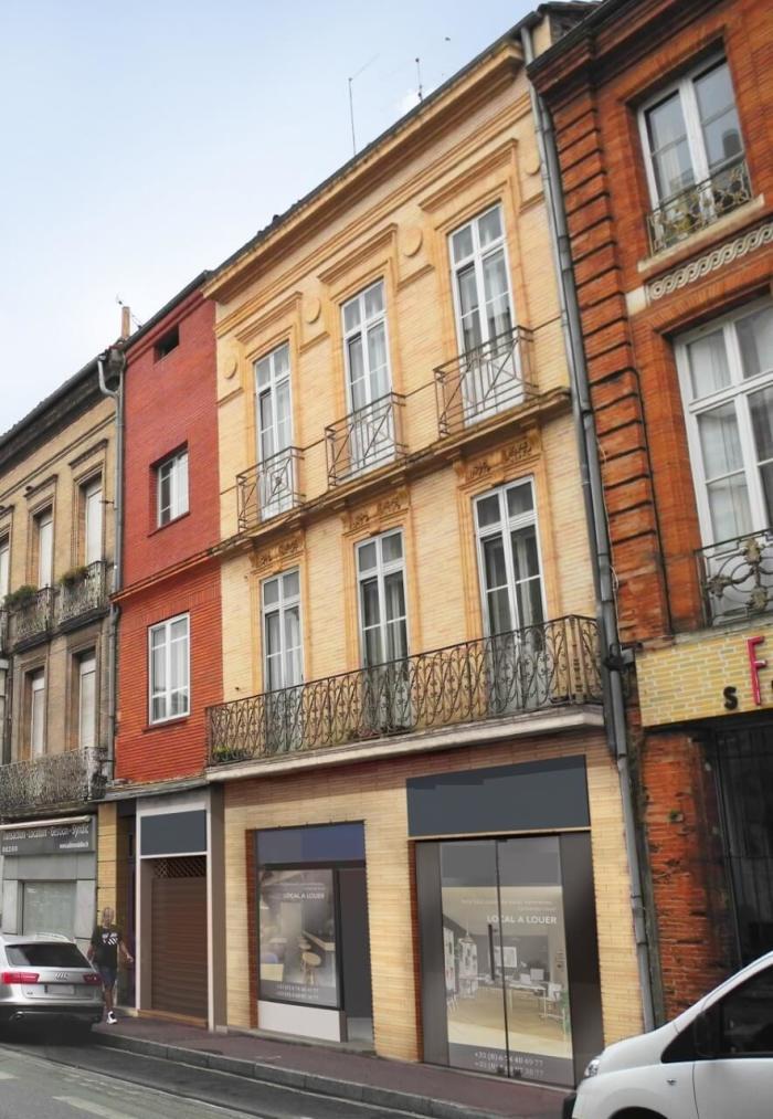 Appartements neufs Saint Cyprien référence 4144 : aperçu n°0