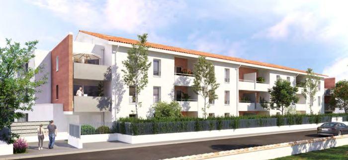 Appartements neufs Lalande référence 4146 : aperçu n°0