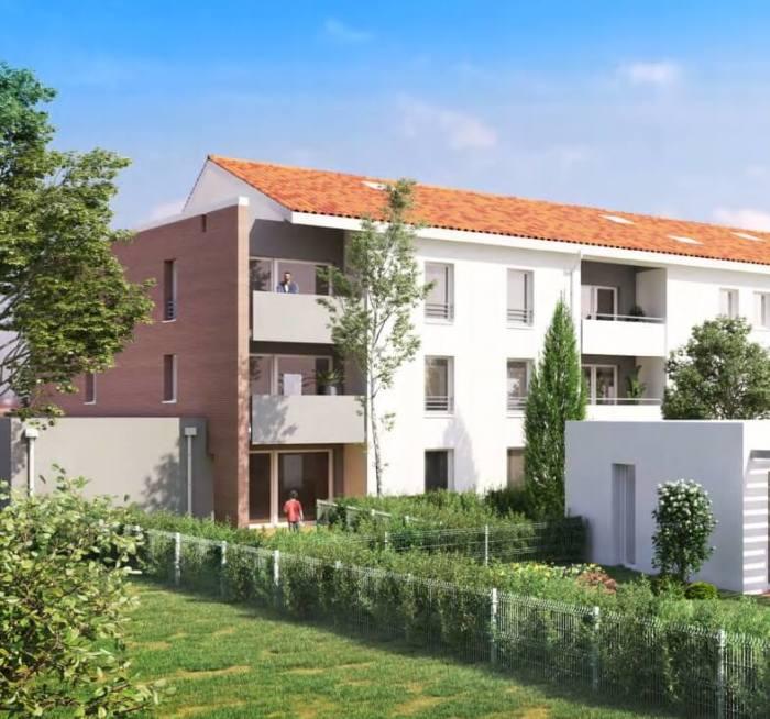 Appartements neufs Lalande référence 4146 : aperçu n°2