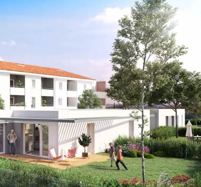 Appartements neufs Lalande référence 4146 : aperçu n°3