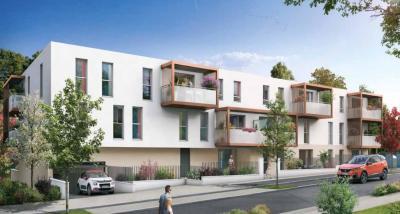 Appartements neufs Ramonville-Saint-Agne référence 4151