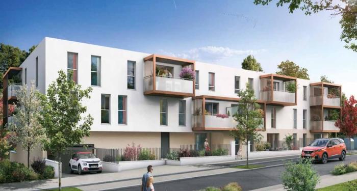 Appartements neufs Ramonville-Saint-Agne référence 4151 : aperçu n°0