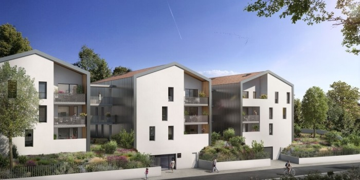Appartements neufs Rangueil référence 4155 : aperçu n°0