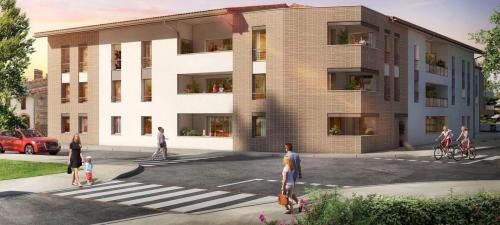 Appartements neufs Beauzelle référence 4157
