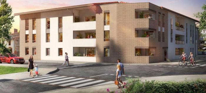 Appartements neufs Beauzelle référence 4157 : aperçu n°0