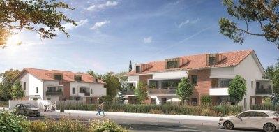 Appartements neufs Saint-Simon référence 4159
