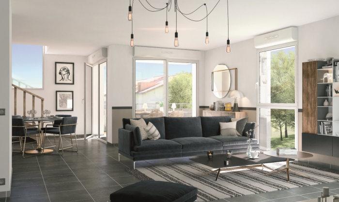 Appartements neufs Saint-Simon référence 4159 : aperçu n°1