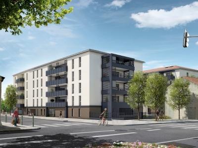 Appartements neufs Borderouge référence 4790