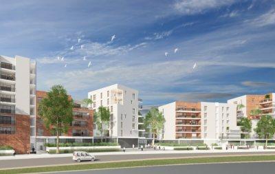 Appartements neufs Montaudran référence 4163