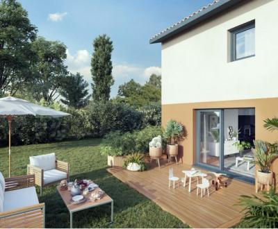 Maisons neuves Saint-Jory référence 4178