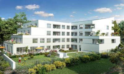 Appartements neufs Croix-Daurade référence 4189