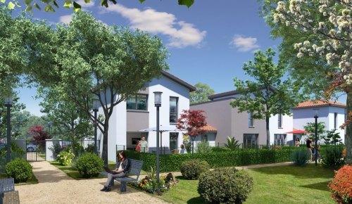 Maisons neuves et appartements neufs Cugnaux référence 4191