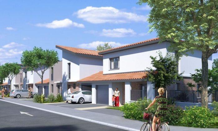 Maisons neuves et appartements neufs Cugnaux référence 4191 : aperçu n°2