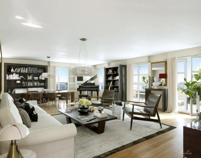 Maisons neuves et appartements neufs Cugnaux référence 4191 : aperçu n°1