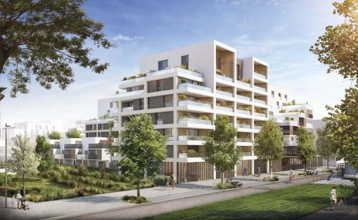 Maisons neuves et appartements neufs Purpan référence 4209 : aperçu n°2