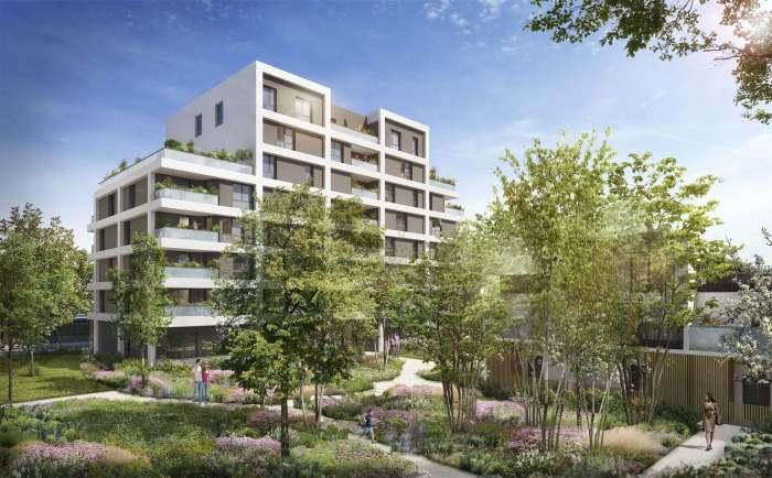 Maisons neuves et appartements neufs Purpan référence 4209 : aperçu n°3