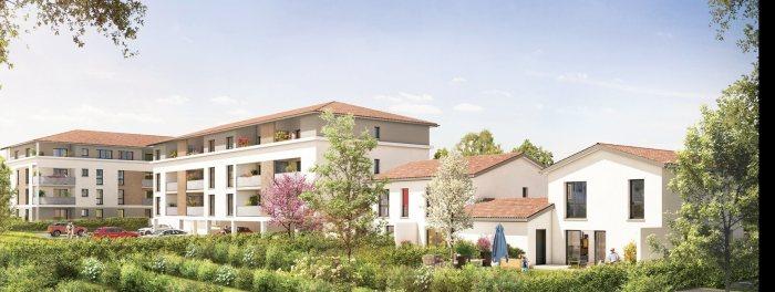 Maisons neuves et appartements neufs Péchabou référence 4211 : aperçu n°0