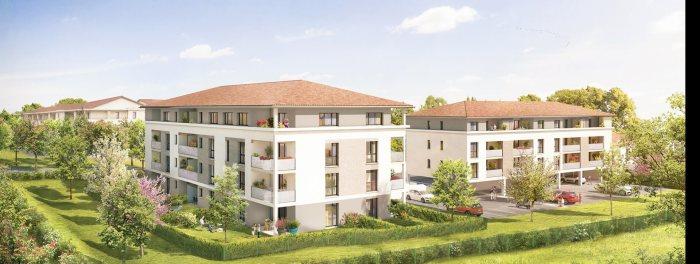Maisons neuves et appartements neufs Péchabou référence 4211 : aperçu n°2