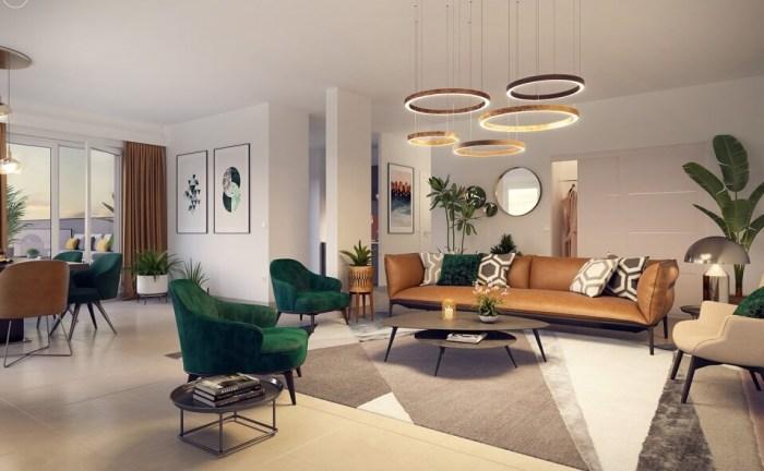Appartements neufs Les Minimes référence 4229 : aperçu n°1