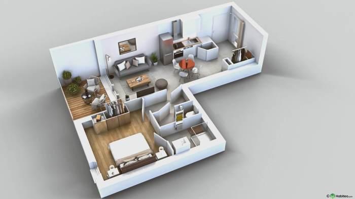 Appartements neufs Pibrac référence 4286 : aperçu n°1