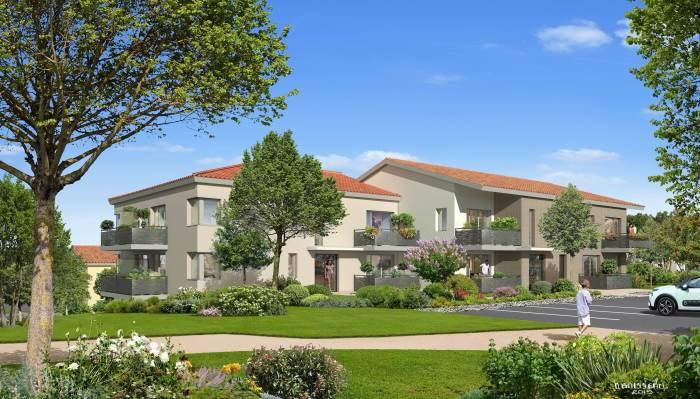 Maisons neuves et appartements neufs Castelmaurou référence 4288 : aperçu n°0